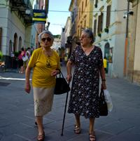 old Italian ladies